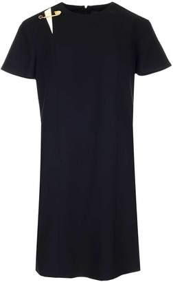Versace Safety Pin T-Shirt Dress