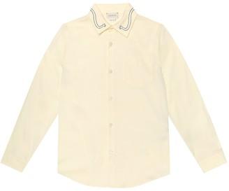 Gucci Kids Cotton shirt