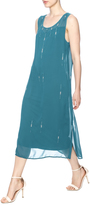 Monoreno Maxi Shirt Dress