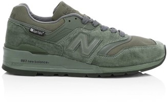 New Balance Men's 997 Made in US Suede Sneakers