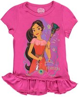 "Disney Elena of Avalor Little Girls' Toddler ""Lead with Kindness"" T-Shirt"