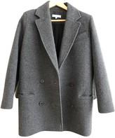 IRO Fall Winter 2018 Grey Wool Coats