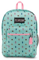 """JanSport Trans by 17"""" SuperMax Backpack - Munchies"""