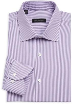Saks Fifth Avenue COLLECTION Stripe Dress Shirt