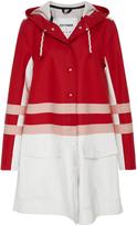 Marni Striped Midi-Length Raincoat