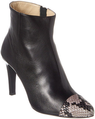 Bruno Magli M By Suelo Leather Bootie