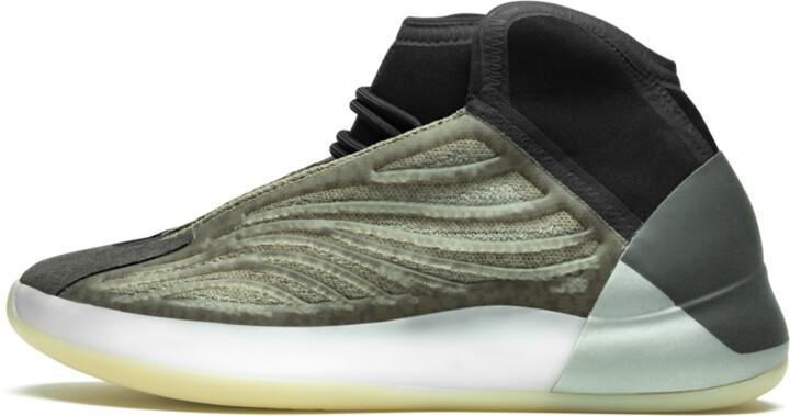 Adidas Yeezy QNTM 'Barium' Shoes - Size 4