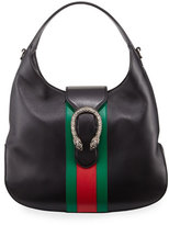 Gucci Dionysus Small Striped Hobo Bag