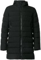 Herno hood padded jacket - men - Feather Down/Polyamide/Polyester/Fluorofibra - 48