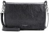 Balenciaga Papier Snap leather clutch