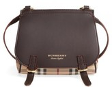 Burberry Bridle Shoulder Bag - Brown