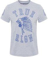 True Religion Headdress Graphic T-shirt