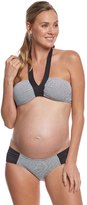 Pez D'or Maternity Montego Bay Bandeau Halter Bikini Two Piece 8131927