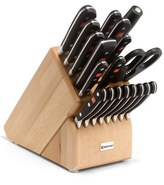 Wusthof 'Classic' 20-Piece Knife Block Set