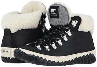 Sorel Out 'N About Plus Conquest (Black) Women's Cold Weather Boots