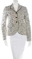 Nina Ricci Tweed Boucle Jacket