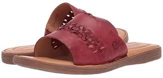 Børn St. Francis (Tan Full Grain Leather) Women's Sandals