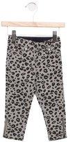 Stella McCartney Girls' Leopard Print Skinny Jeans w/ Tags