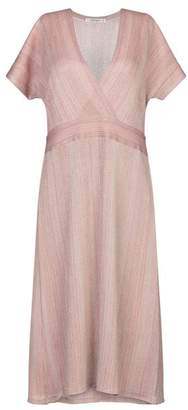 Kangra Cashmere Knee-length dress