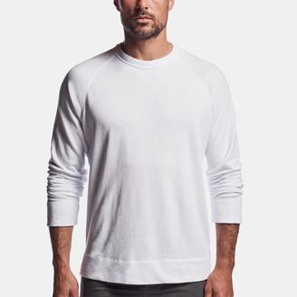 James Perse Vintage Fleece Sweatshirt