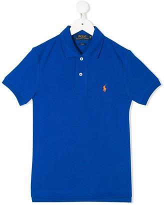 Ralph Lauren Kids Logo Polo Shirt