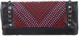 Pierre Balmain Studded Fold-Over Clutch