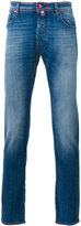 Jacob Cohen straight leg jeans - men - Cotton/Spandex/Elastane - 30