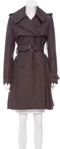 Altuzarra Wool Trench Coat
