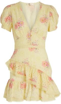 LoveShackFancy Floral Bea Dress