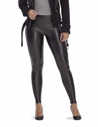 Hue Women's Plus Sleek Effect High Waist Leggings