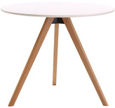 Beech & White Stella Dining Table