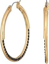 GUESS Hoop with Stones Earrings Earring