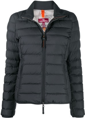 Parajumpers High-Neck Puffer Jacket