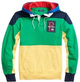 Polo Ralph Lauren Color-Blocked Rugby Hoodie