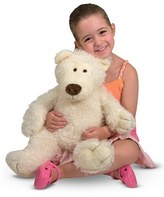 Melissa & Doug Toddler 'Big Roscoe' Stuffed Bear