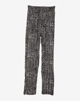 Enza Costa Exclusive Printed Chiffon Pants