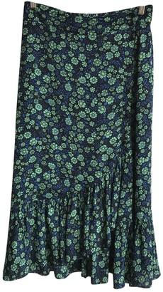 Baum und Pferdgarten Green Skirt for Women