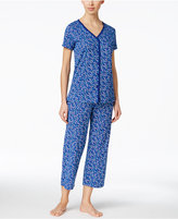 Charter Club Cotton Pajama Set, Only at Macy's