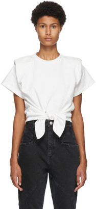Isabel Marant White Belita T-Shirt