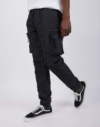 Fila Black Line Black Line - Cargo Pocket Pant Black