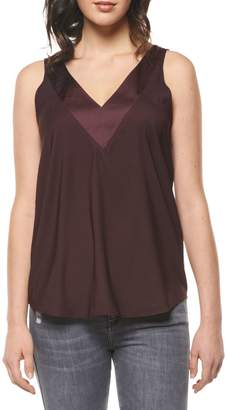 Dex V-Neck Sleeveless Top