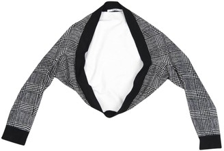 Limi Feu White Cotton Coat for Women