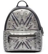 MCM Stark Cyber Flash Medium Coated Canvas Backpack