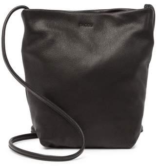 Baggu Leather Crossbody Bag