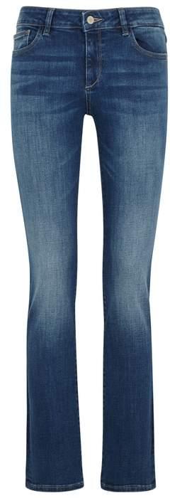 DL1961 Mara Instasculpt Straight-leg Jeans