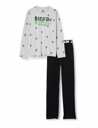 FREEGUN Boy's Eg.fgsku.py1.mz Pajama Set