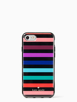 Kate Spade Party stripe iphone 7 case