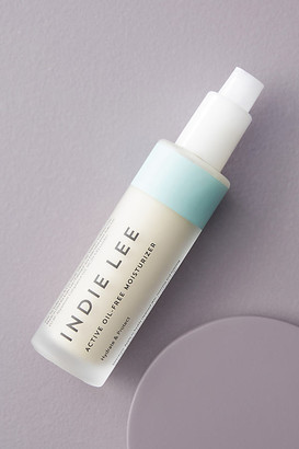 Indie Lee Active Oil-Free Moisturizer By in Blue Size ALL