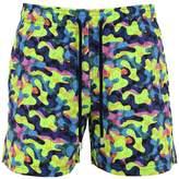 Vilebrequin Moorise Neo Camo Nylon Swim Shorts
