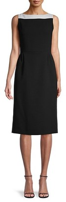 Givenchy Abito Donna Wool Dress